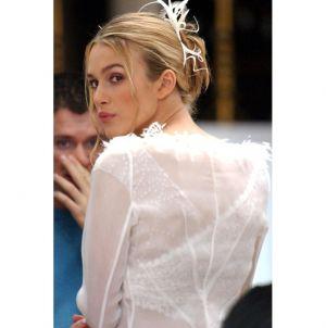 Keira Knightley To Właśnie Miłość 2003 Rok