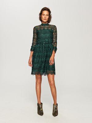 Koronkowa Sukienka Reserved 139,99 Zł