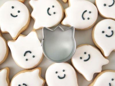 Ciasteczka jak duchy