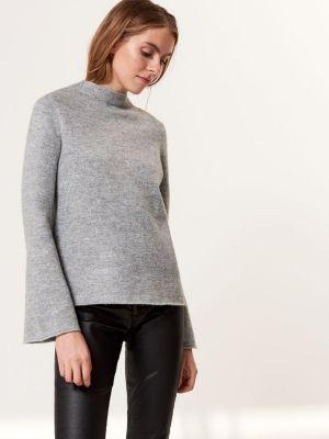 Miękki Sweter Z Rozszerzanym Rękawem Mohito 99,99 Zł