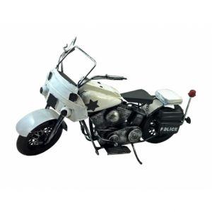 Motocykl Policyjny Replika W Stylu Retro 149,00 Zł
