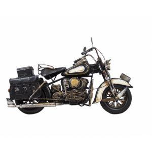 Motocykl Retro Replika Czarny 163,00 Zł