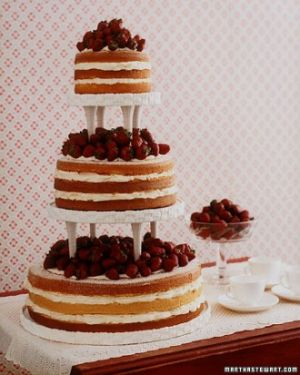 Naked Wedding Cake (22)