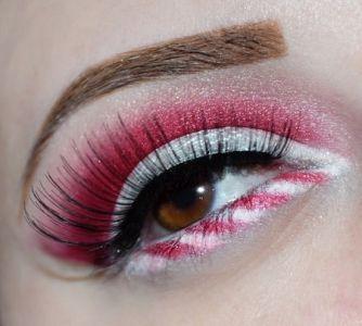 Oryginalny Makijaż Na Święta Pinterest (2)