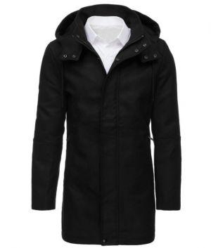 Płaszcz Męski Zimowy Czarny 169,99 Zł