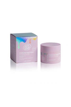 Puder enzymatyczny do oczyszczania twarzy (cera odwodniona/wrażliwa) Sypki Flirciarz- cena: 22 zł