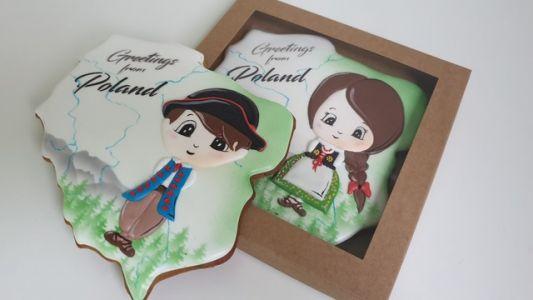 Pyszne Ciasteczka Od Basia Sweets Sugarcrafting Polski Biznes (8)