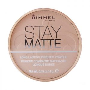 RIMMEL LONDON STAY MATTE Puder