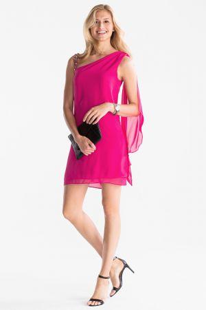 Różowa Sukienka Na Sylwestra C&A 199,00 ZŁ