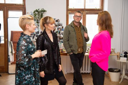 Relacja Z Prezentacji Kolekcji Wiosna - Lato 2020 W Khaki Showroom (16)