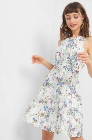 Rozkloszowana Sukienka ORSAY 199,00 ZŁ
