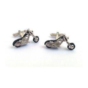Spinki Do Mankietów Motocykl Chopper Onyx-Art London. 89,00 Zł
