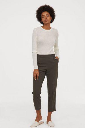 Spodnie Bez Zapięcia H&M 69,90 Zł