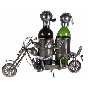 Stojak Na Dwie Butelki Motocykliści Na Motocyklu 149,00 Zł
