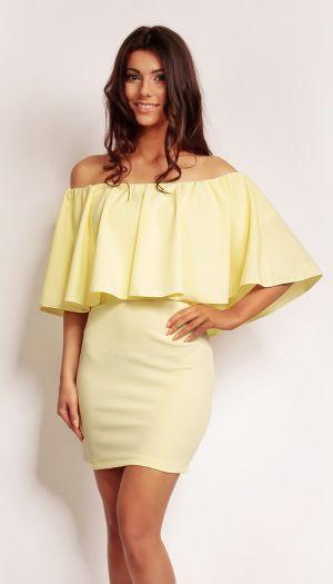 Sukienka H45 Yellow Szafomania.pl 89,00 Zł