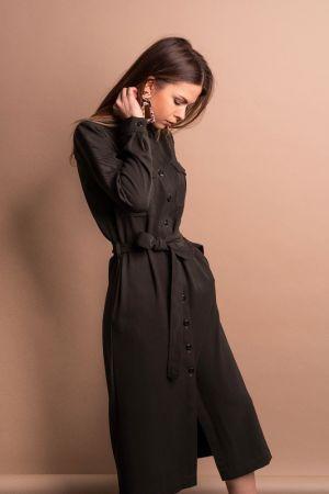 Sukienka Safari Khaki Www.mirinswear.pl 319,00 Zł