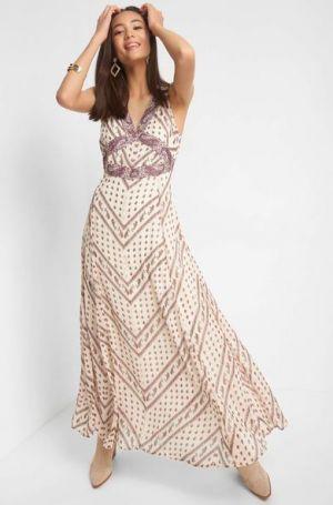 Sukienka Maxi W Stylu Boho ORSAY  160,00 ZŁ