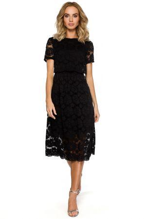 Sukienka Midi Www.sklep.moe.pl 655,00 Zł