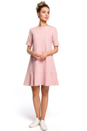 Sukienka Pudrowa Www.sklep.more.pl 476,00 Zł