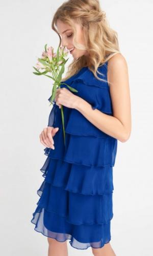 Sukienka Z Falbanami  Orsay 139, 99 Zł
