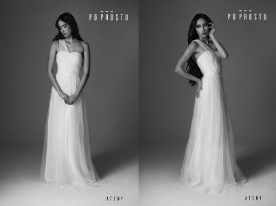 Suknia ślubna PO PROSTU - ATENY