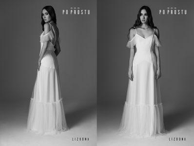 Suknia ślubna PO PROSTU - LIZBONA