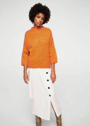 Sweter Dzianinowy Z Teksturą Mango 139,00 Zł