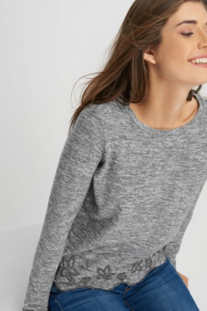 Sweter Z Haftem Orsay 69,90 Zł