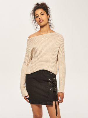 Sweter Z Wąskimi Rękawami Reserved 99,99 Zł