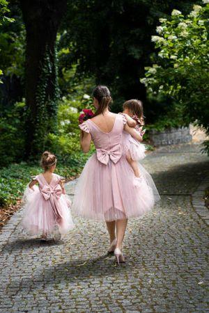 Ubrania Dla Mamy I Córki Od Ewy Płatek (10)