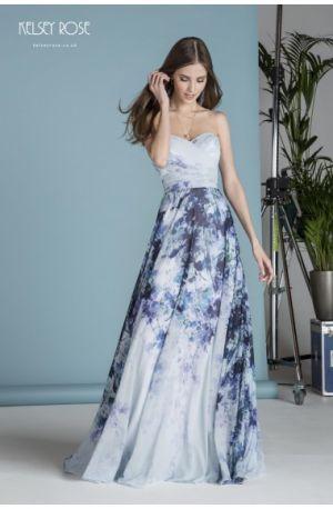 Vivid Store Sukienka Bez Ramiączek