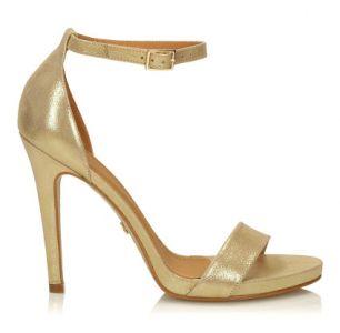 Złote Sandały Kazar 469 Zł