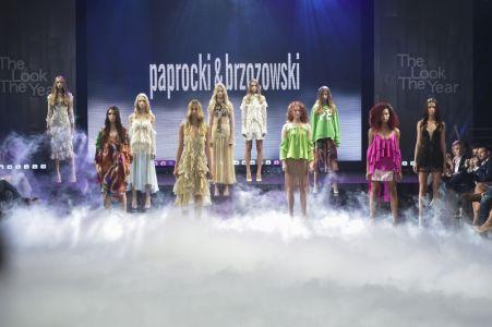 scena z: Pokaz Paprocki&Brzozowski, SK:, , fot. Jacek Kurnikowski/AKPA