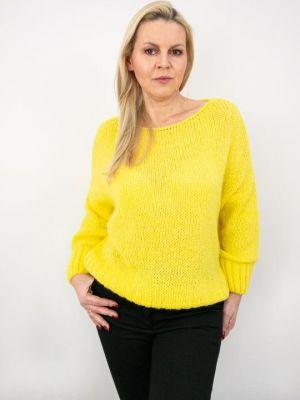 Kanarkowy Sweter 109 Zł