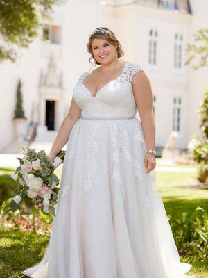 Suknie ślubne Plus Size (13)