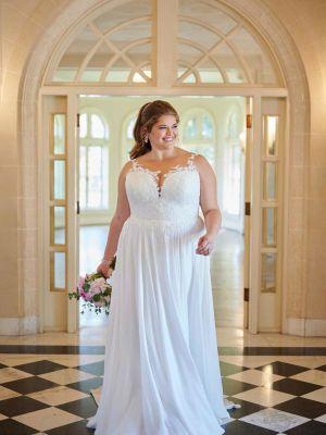 Suknie ślubne Plus Size (1)