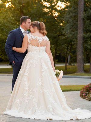 Suknie ślubne Plus Size (7)
