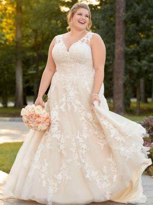 Suknie ślubne Plus Size (8)