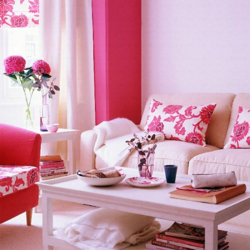 spring-summer-inspiration-floral-white-pink-modern-contemporary-living-room-decor-idea-colorful-combination