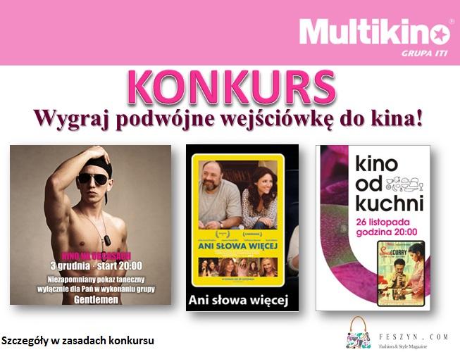 KONKURS KINO MULTIKINO