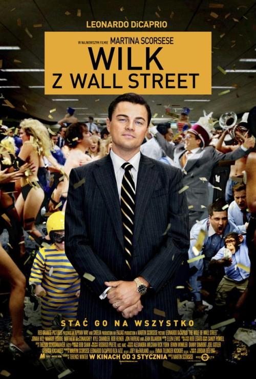 Wilk z Wall Street_PLAKAT