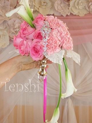 mobilna kwiaciarnia Tenshi