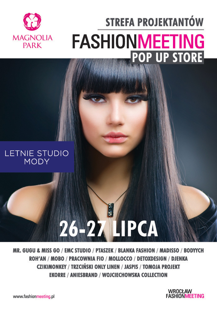 Fashion Meeting POP UP STORE