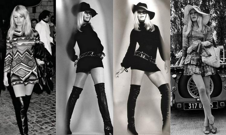 Brigitte Bardot mini