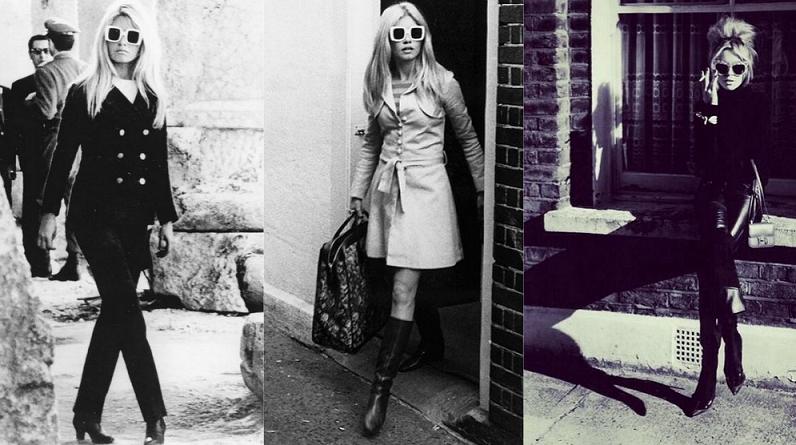 Brigitte Bardot styl