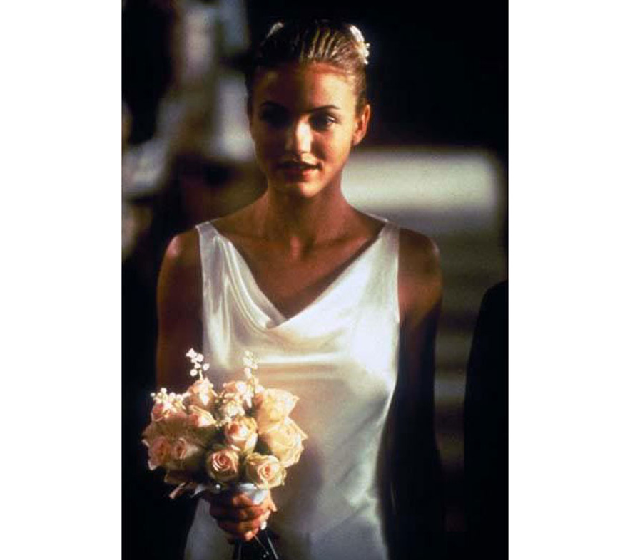 Cameron Diaz dans le film Very Bad Things de Peter Berg en 1998