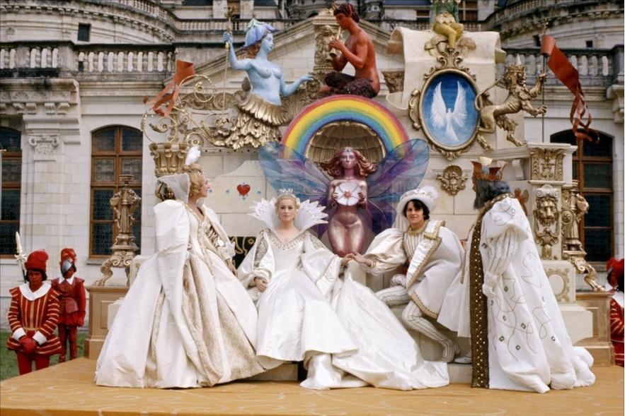 Catherine Deneuve dans le film Peau d'Ane de Jacques Demy en 1970