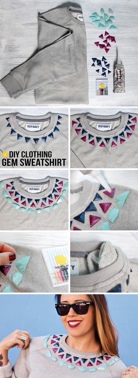 Inspiracje bluza 1