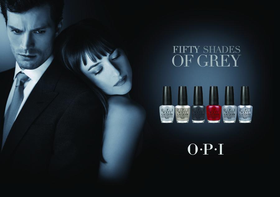 Lakiery do paznokci OPI inspirowane filmem Pięćdziesiąt twarzy Greya (2)