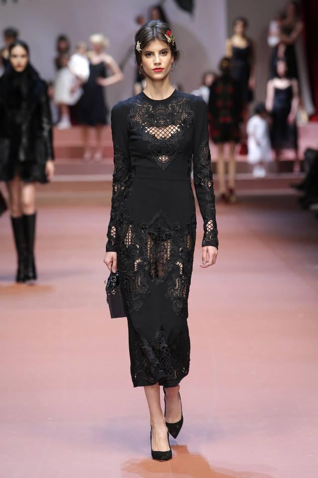 Dolce   Gabbana jesień-zima 20152016 (7) - Feszyn.com 66c8430bd5b